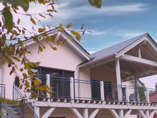 Einfamilienhaus mit Garagen Möhnesee